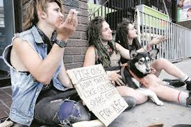 """Call for Ontario to scrap """"rotten law"""" targeting panhandlers and 'squeegee  kids' 