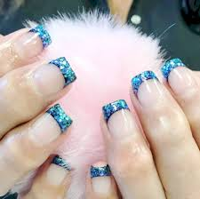Easy French Nail Designs Beautiful Easy French Tip Nail Designs For Beginners Best