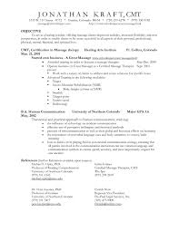 Sample Resume Objectives For Respiratory Therapist Save Respiratory