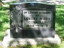 Connolly, Lenore (Fairview Cemetery)   Niagara Falls Canada