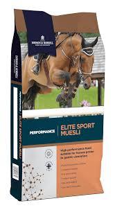 Elite Sport Muesli Dodson Horrell