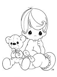 Small Picture Coloring Pages Printable Baby Coloring Pages Tryonshorts Baby