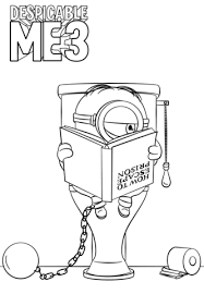 Small Picture Despicable Me coloring pages Free Coloring Pages