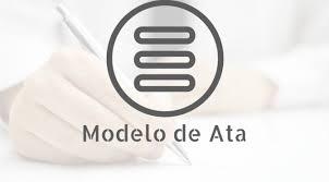 Modelos De Ata