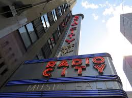 Described Radio City Music Hall Rockettes Seating Chart