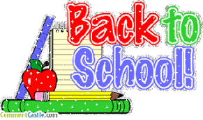 Image result for moving pictures of welcome back to school