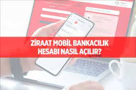 Ziraat Mobil Bankacılık Hesabı Nasıl Açılır? (Ziraat Mobil İndir)2021