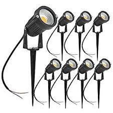 ZUCKEO 5W LED Landscape Lights 12V 24V ... - Amazon.com