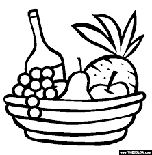 Purim Online Coloring Pages Page 1