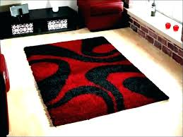 red white and black rug red black and white area rug red black and red and
