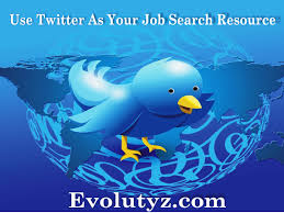how to do job search use twitter as your job search resource
