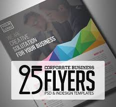 brochure brochure 25 professional corporate flyer templates design graphic design