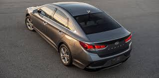 2018 hyundai new models. fine hyundai 2018 sonata on the safety front addition of high beam assist and  attention will be noticed the american models also get blind spot  to hyundai new
