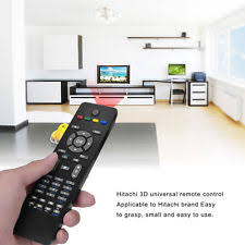 hitachi axs014btu. universal smart tv replacement remote control controller rc1205 for hitachi co axs014btu