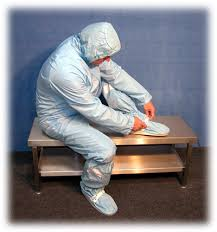 Clean Room Gowning Bench  Benches Stainless Steel  Cleanroom  Cleanroom Bench