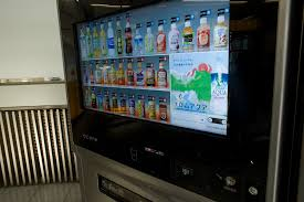 Touch Screen Vending Machine Japan Classy Jan Chipchase Touch Screen Vending