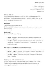 Cover Letter For Resume Enchanting Accounting Assistant Internship Cover Letter For Student Best