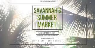 savannah s summer market savannah