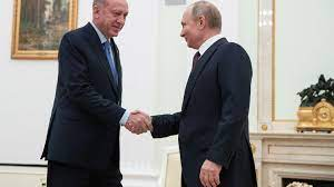 Syrien: Putin und Erdogan beraten über Waffenruhe - ZDFheute