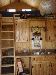 Cabin Kitchen Our Work Cantu Quality Builders