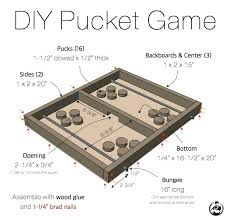 game plans rogue engineer knock hockey board