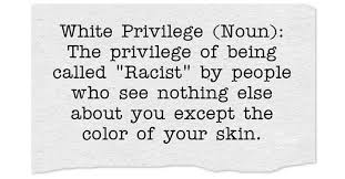 Image result for white privilege