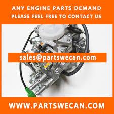 CARBURETOR TOYOTA 4Y ENGINE FORKLIFT AFTERMARKET PART 21100-78150-71 ...
