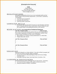 Skills To Put On Resumes Resume Template