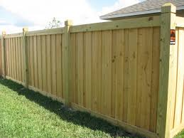 image of building a board fence