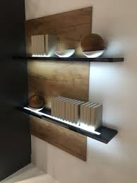 Floating Bar Shelves With Lights Floating Shelves With Lights Floating Shelves With Lights