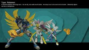 Digimon Masters Online Evolution Chart Patamon Digimon Masters Online Wiki Dmo Wiki