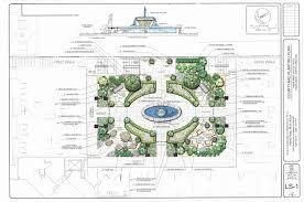 Commercial Landscape Design Plans Site Plans Ross Landscape Architecture