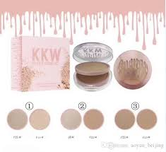 hot new makeup kkw by kylie cosmetics smooth powder double deck best liquid foundation cosmetics brands from aoyun beijing 2 67 dhgate
