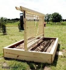 garden trellis free woodworking plan com