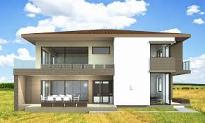 Superior Maison Contemporaine 100m2 Fresh Plan Maison Moderne 100m2 Maison Moderne  Gratuit Pdf Plan De Duplex
