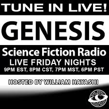 GENESIS SCIENCE FICTION RADIO SERIES