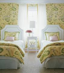 Shared Bedroomu0027s Décor 42 French Country Interior Design Pictures