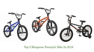 Mongoose Bmx Size Chart Mongoose Bmx Bike Reviews Mongoose Freestyle Bikes