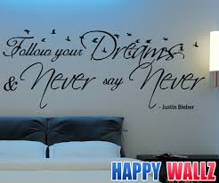 teenage girl wall decals right shoe quote wall decal wall