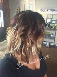 Color Melt Ombre Balayage Hair Http Coffeespoonslytherin Tumblr