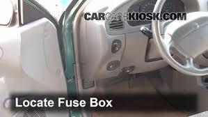 interior fuse box location 1997 2003 mercury tracer 1997 mercury 1997 Mercury Villager Belt Diagram at Removing Engine Fuse Box Mercury Villager 1997