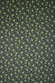 green and black flower wallpaper