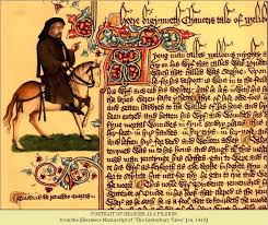 chaucer illustration