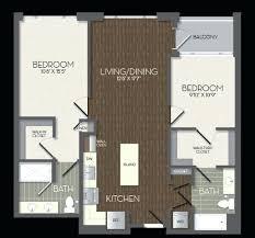 2 Bedroom Apartments Arlington Va Impressive Inspiration Design