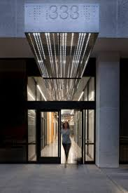 office entrance tips designing. Patrick Tighe Jazzes Up Two Generic Office Buildings With Sleek Lobbies Entrance Tips Designing A