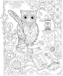 Owl Printable Coloring Pages Cute Owl Coloring Page Owl Printable