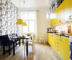 Modern Kitchen Wallpaper 20 Kitchen Wallpaper Ideas Photonetinfo