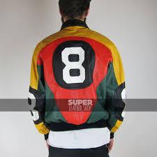 8 ball seinfeld michael hoban jacket
