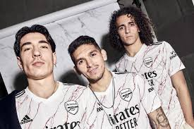 The style is crafted from recycled polyester jersey that respects the environment. New Arsenal Kit 2020 21 Pictures As Adidas Launch Away Shirt For Next Season London Evening Standard Evening Standard