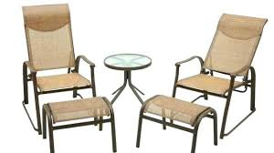 patio chair with ottoman patio furniture with ottomans outdoor